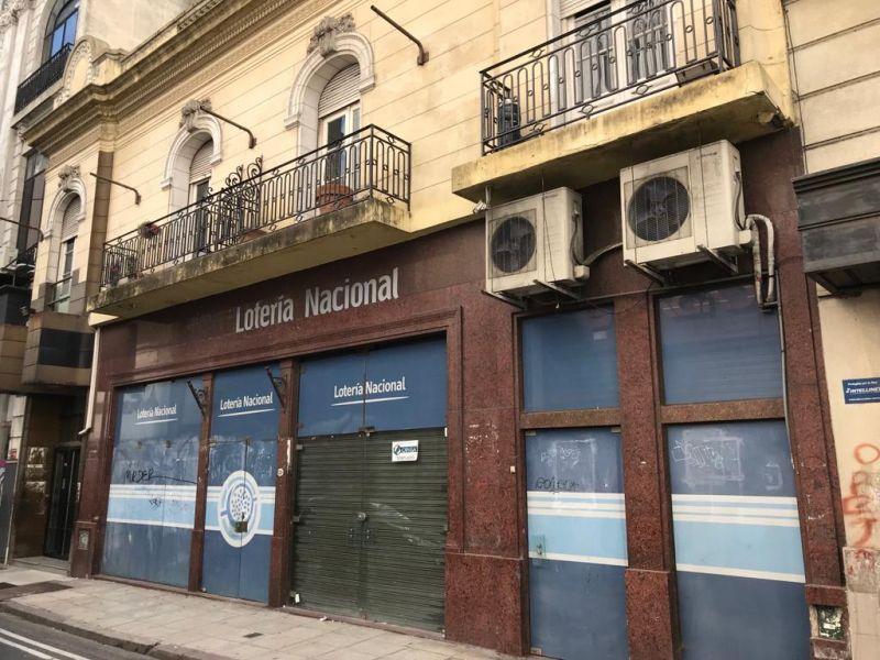 Foto Oficina en Alquiler en  Monserrat,  Centro (Capital Federal)  Adolfo Alsina 1325