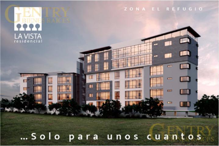 Foto Departamento en Venta en  La Vista Residencial,  Querétaro  LA VISTA RESIDENCIAL ESTRENE  www.serra24.com
