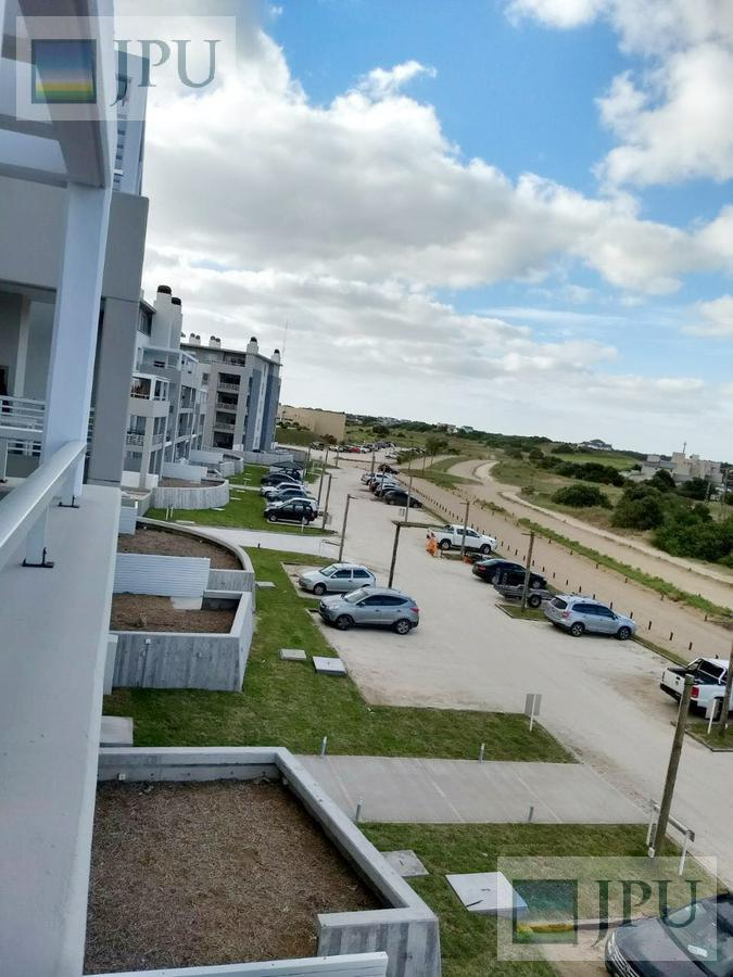 Foto Departamento en Alquiler temporario en  Costa Esmeralda,  Punta Medanos  AlGolf19 - Edificio Birdie, 2 B