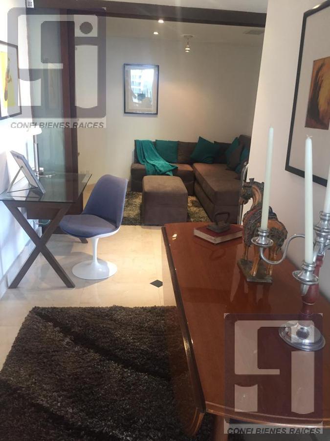 Foto Departamento en Renta en  Miguel Hidalgo ,  Ciudad de Mexico  PENT HOUSE en Renta Amueblado Campos Eliseos, Polanco