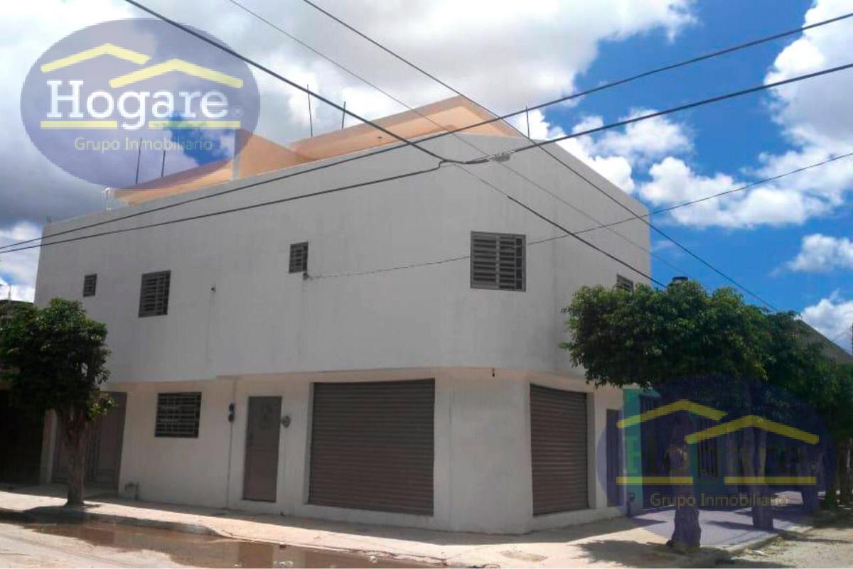 Oportunidad Casa en Venta para inversión, Casa con 2 apartamentos y local en León Gto