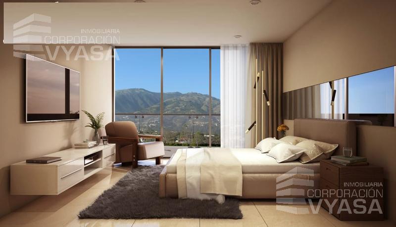 Foto Departamento en Venta en  Tumbaco,  Quito      Tumbaco - La Morita, Escalón de Tumbaco, Suite de venta de 54,52 m2  - (P2-9)