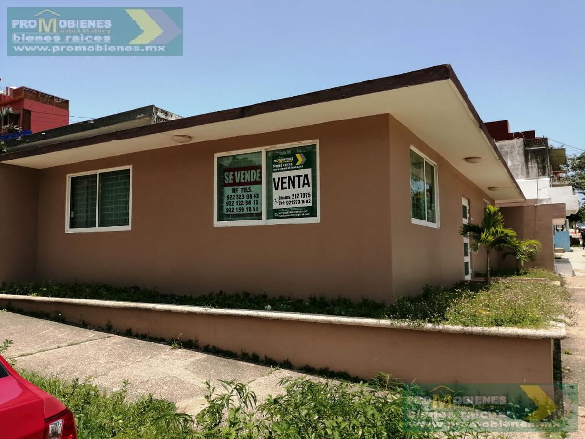 Foto Casa en Venta en  Coatzacoalcos ,  Veracruz  CASA EN CENTRO DE COATZACOALCOS