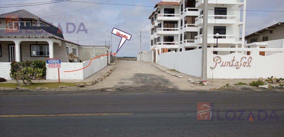 Foto Terreno en Venta en  Santa Elena,  Santa Elena  Vendo Terreno Salinas  Punta Carnero