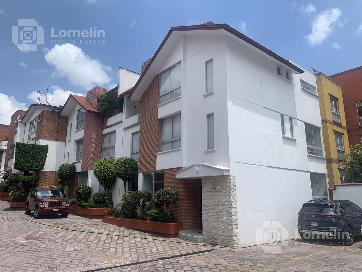 Foto Casa en Venta en  Olivar de los Padres,  Alvaro Obregón  OLIVAR DE LOS PADRES - CASA REMODELADA EN CONDOMINIO -