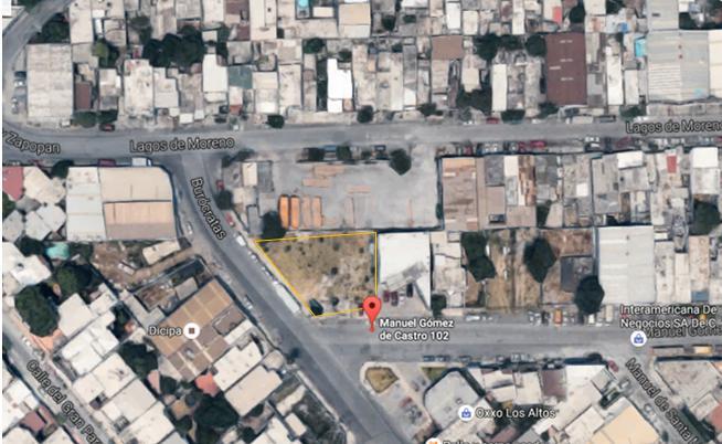 Foto Terreno en Renta en  Paseo de Cumbres 3 Sector,  Monterrey  Terreno Comercial Cumbres
