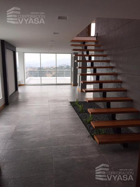 Foto Departamento en Alquiler en  Quito ,  Pichincha  TANDA - CUMBAYÁ, HERMOSO DEPARTAMENTO DUPLEX DE RENTA DE 230 m2