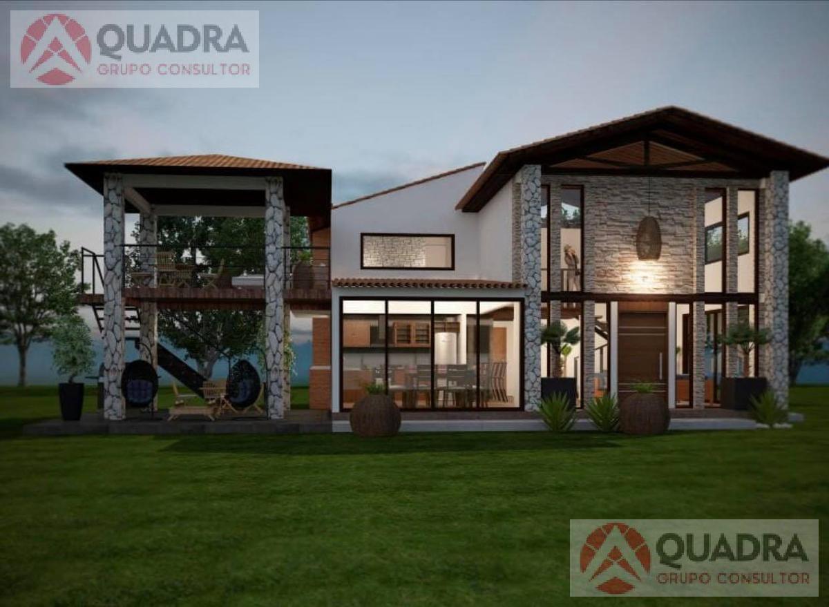 Foto Casa en Venta en  Conjunto habitacional Campestre Haras,  Amozoc  Casa en Venta en Haras del Bosque Puebla