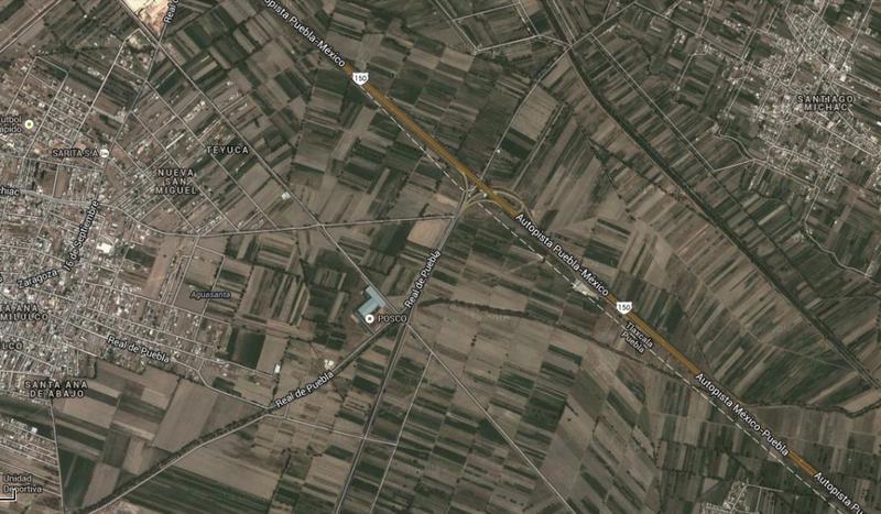 Foto Campo en Venta en  Pueblo Santa Ana Xalmimilulco,  Huejotzingo  Pueblo Santa Ana Xalmimilulco