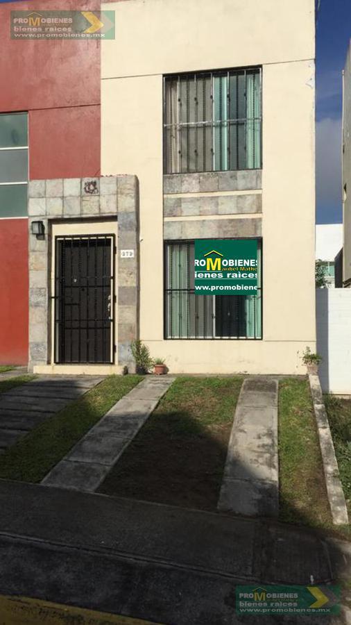 Foto Casa en Renta en  Fraccionamiento Banus,  Alvarado  CASA EN RENTA EN FRACC BANUS