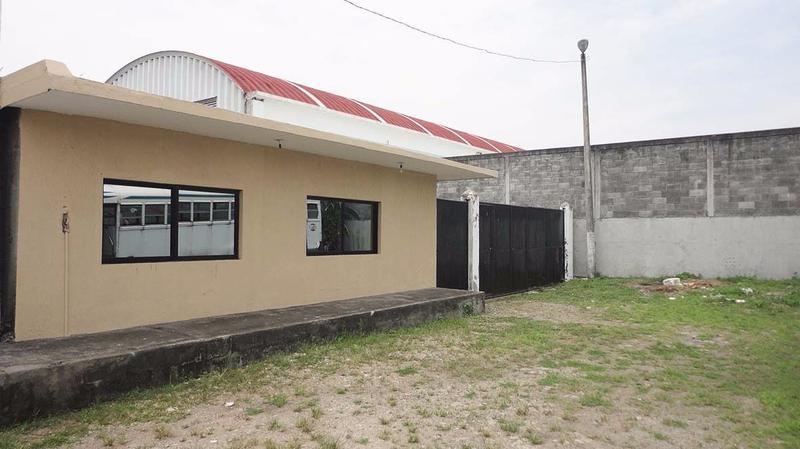 Foto Terreno en Venta en  Amapolas,  Veracruz  PATIO DE MANIOBRAS Y OFICINAS EN VENTA LAS AMAPOLAS