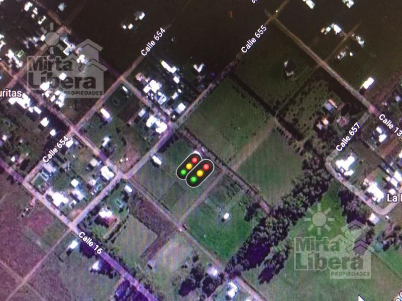 Foto Terreno en Venta en  Villa Parque Sicardi,  La Plata  Calle 14 bis entre 655 y 656