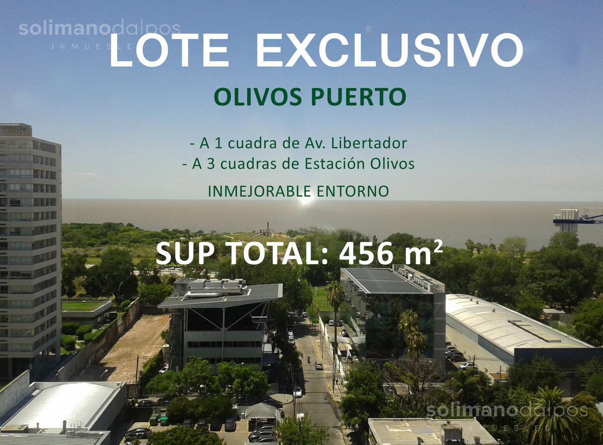 Foto Terreno en Venta en  Olivos-Vias/Rio,  Olivos  Solis al 2200