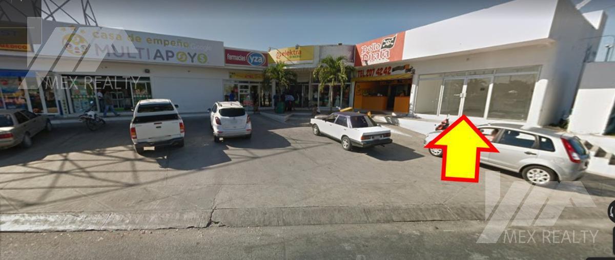 Foto Local en Renta en  Villas Otoch Paraíso,  Cancún  LOCAL EN RENTA, PLAZA VILLACRETA, SM 259, $13,009 ( A UN COSTADO DE CHEDRAUI DE VILLAS OTOCH PARAISO), CLAVE CLAU112020