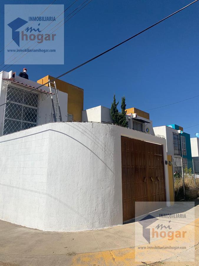 Foto Casa en Venta en  Fraccionamiento Ex Hacienda Catano,  Magdalena Apasco  SE VENDE CASA EN EX HACIENDA CATANO ETLA