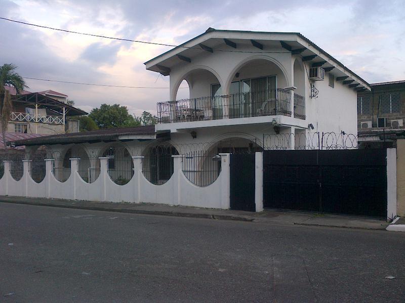 Foto Casa en Venta en  Paz Barahona,  San Pedro Sula  Bo. PAZ BARAHONA