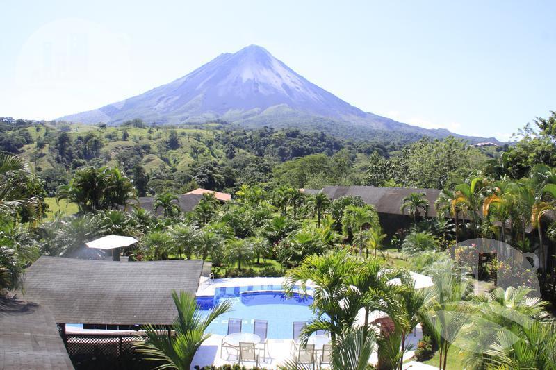 Foto Hotel en Venta en  La Fortuna ,  Alajuela  Hotel 3*  42 hab.