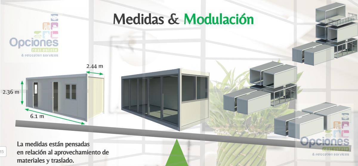 Foto Oficina en Venta en  Querétaro ,  Querétaro  MODULARES PREFABRICADOS
