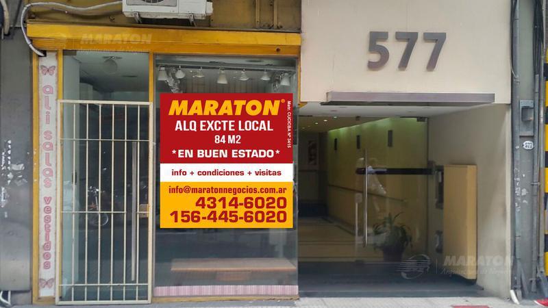 Foto Local en Alquiler en  San Nicolas,  Centro  Viamonte al 500