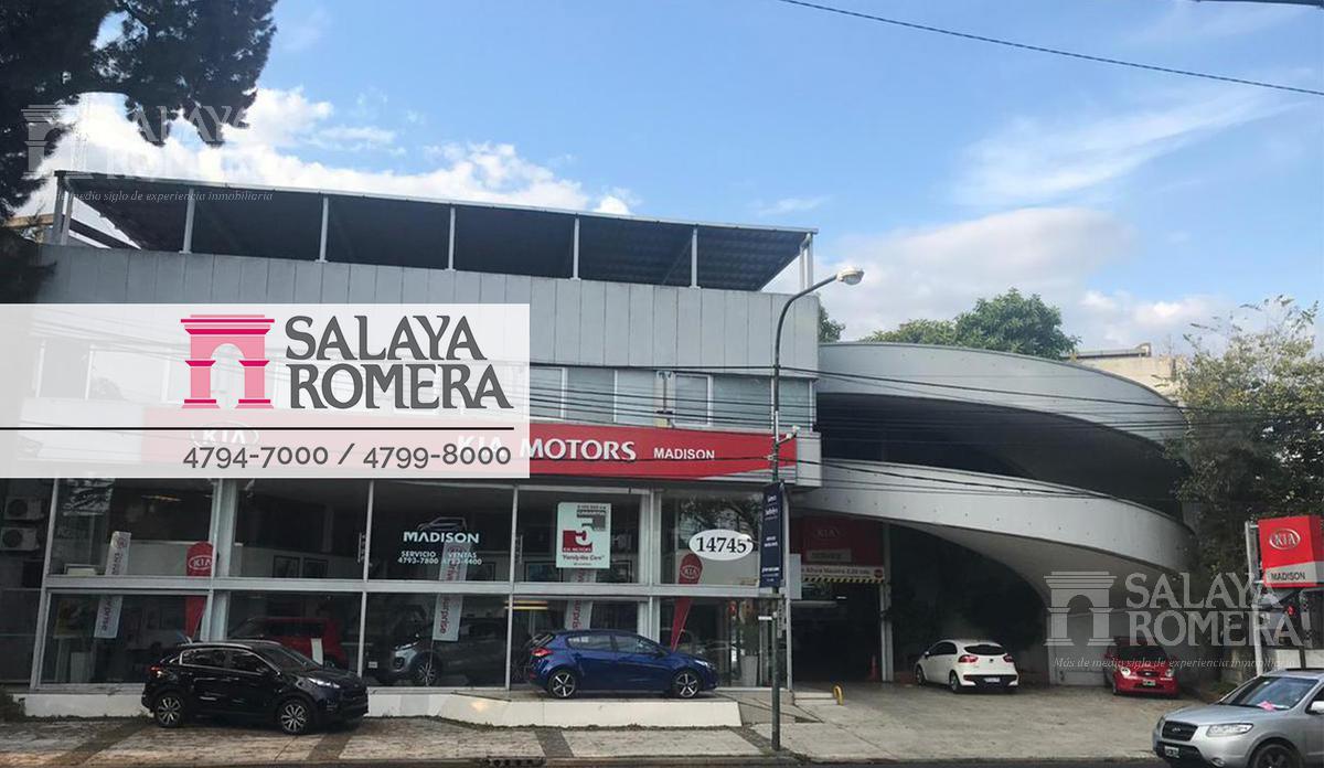 Foto Local en Alquiler | Venta en  Acassuso,  San Isidro  Local  Av. Libertador al 14700    - San Isidro