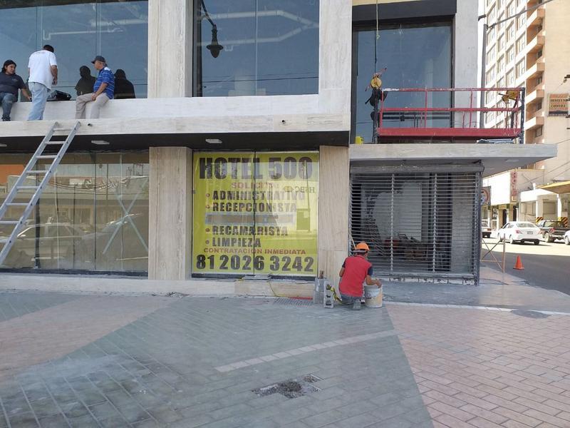 Foto Local en Renta en  Centro,  Monterrey  LOCAL EN RENTA CALZADA MADERO