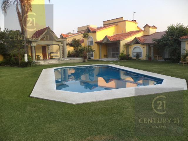 Foto Casa en condominio en Renta | Venta en  Pueblo José G Parres,  Jiutepec  Condominio Club Residencial Paraiso, Jiutepec