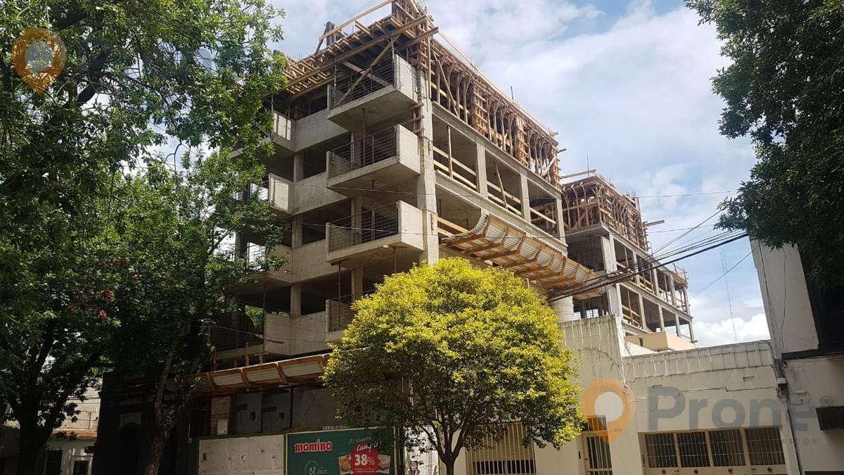 Foto Departamento en Venta en  República de la Sexta,  Rosario  Ayacucho al 2000 06-03 1 Dormitorios con Balcón