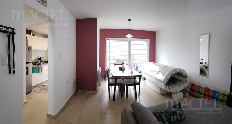 Foto Casa en Venta |  en  Valle Escondido,  Cordoba Capital  Liquido duplex Housing z/ Norte 3 dorm, 2 bños, calef Ctral, renta $ 22500!