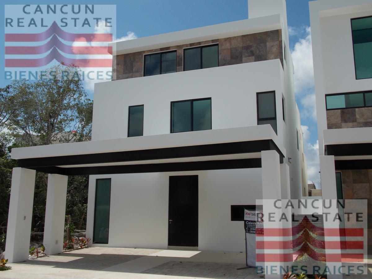 Foto Casa en Renta en  Aqua,  Cancún  Casa Aqua Cancun by Cumbres