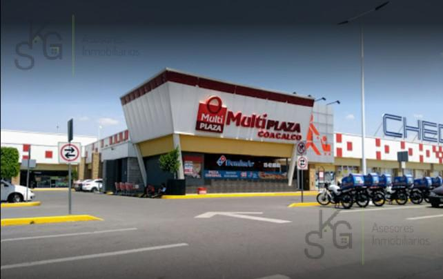 Foto Local en Renta en  San Francisco Coacalco,  Coacalco de Berriozábal  SKG Renta Local en Multiplaza Coacalco