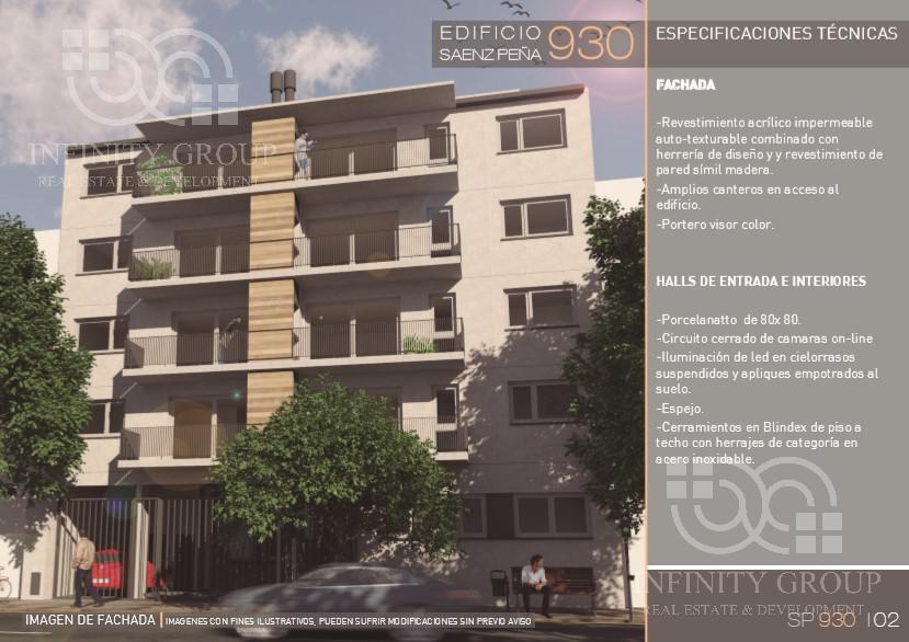 Foto Departamento en Venta en  Tigre ,  G.B.A. Zona Norte  Saenz Peña al 900