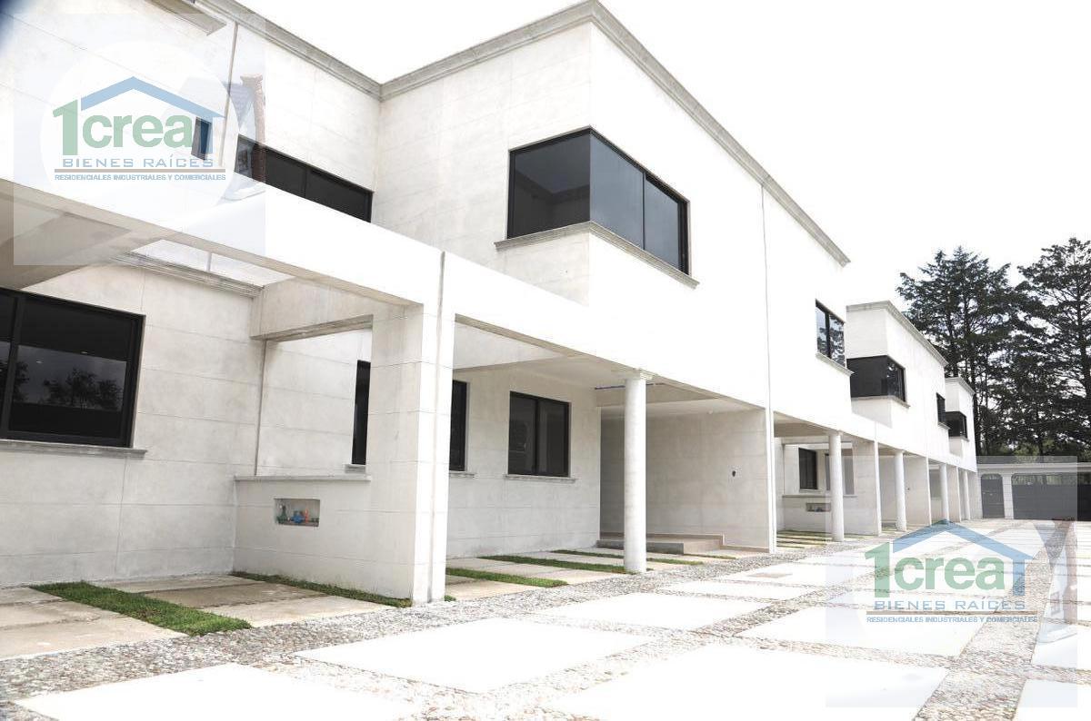 Foto Casa en Venta en  Juárez (Los Chirinos),  Ocoyoacac     LAS PALMAS CASAS NUEVAS EN VENTA
