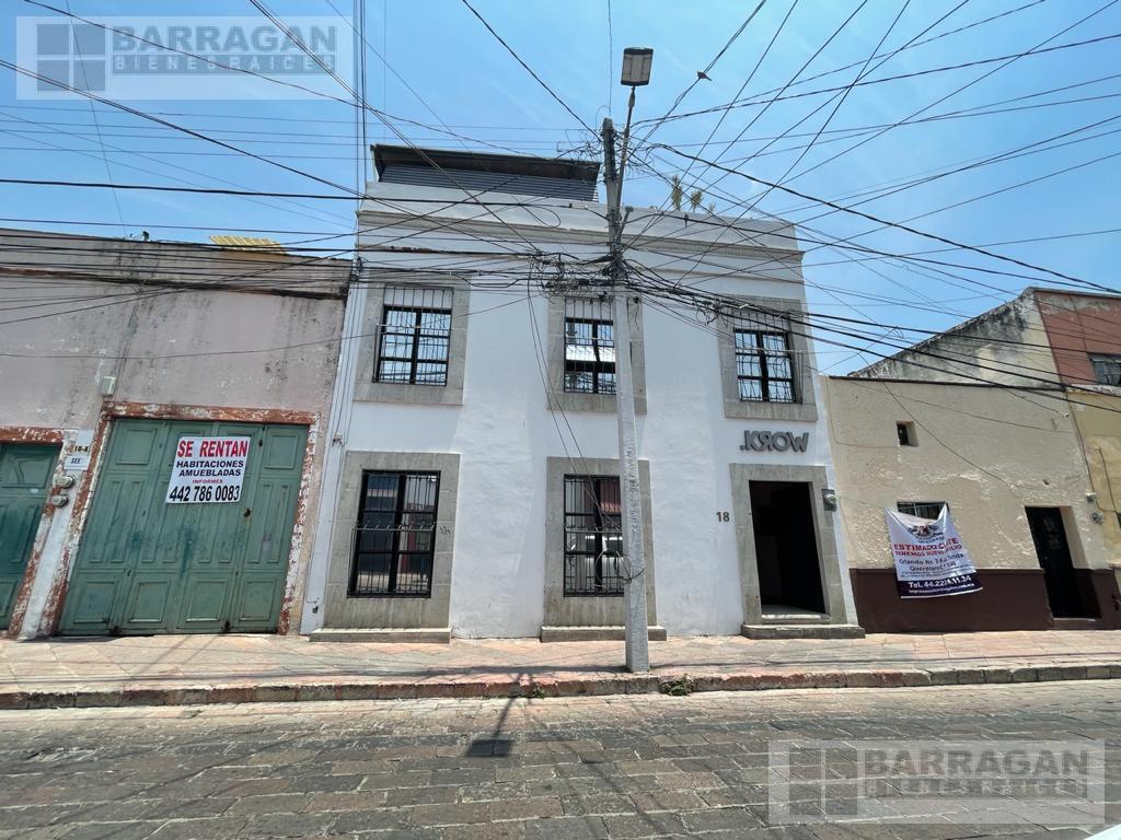 Foto Oficina en Venta en  Centro,  Querétaro  Edificio de oficinas en venta, Centro Querétaro