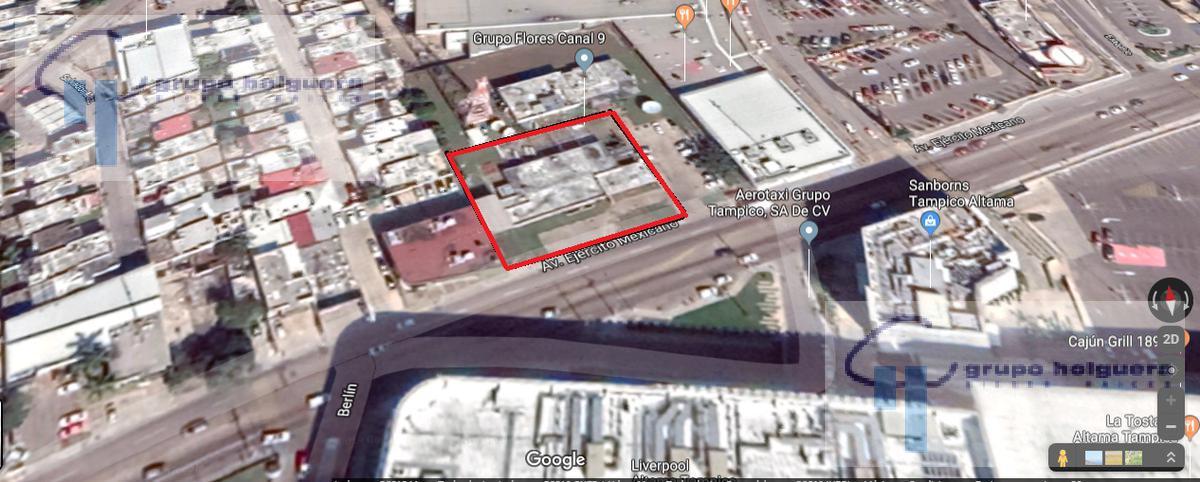 Foto Edificio Comercial en Renta en  Tampico ,  Tamaulipas         EDIFICIO COMERCIAL UBICADO EN AV. EJERCITO MEXICANO