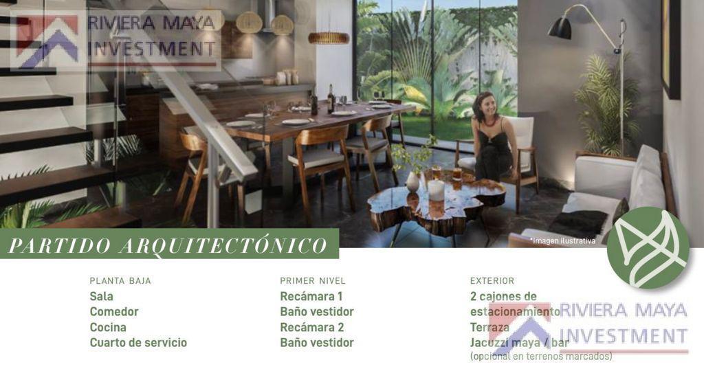 Foto Departamento en Venta en  Mérida ,  Yucatán  TownHouse Xcanatún, en Venta