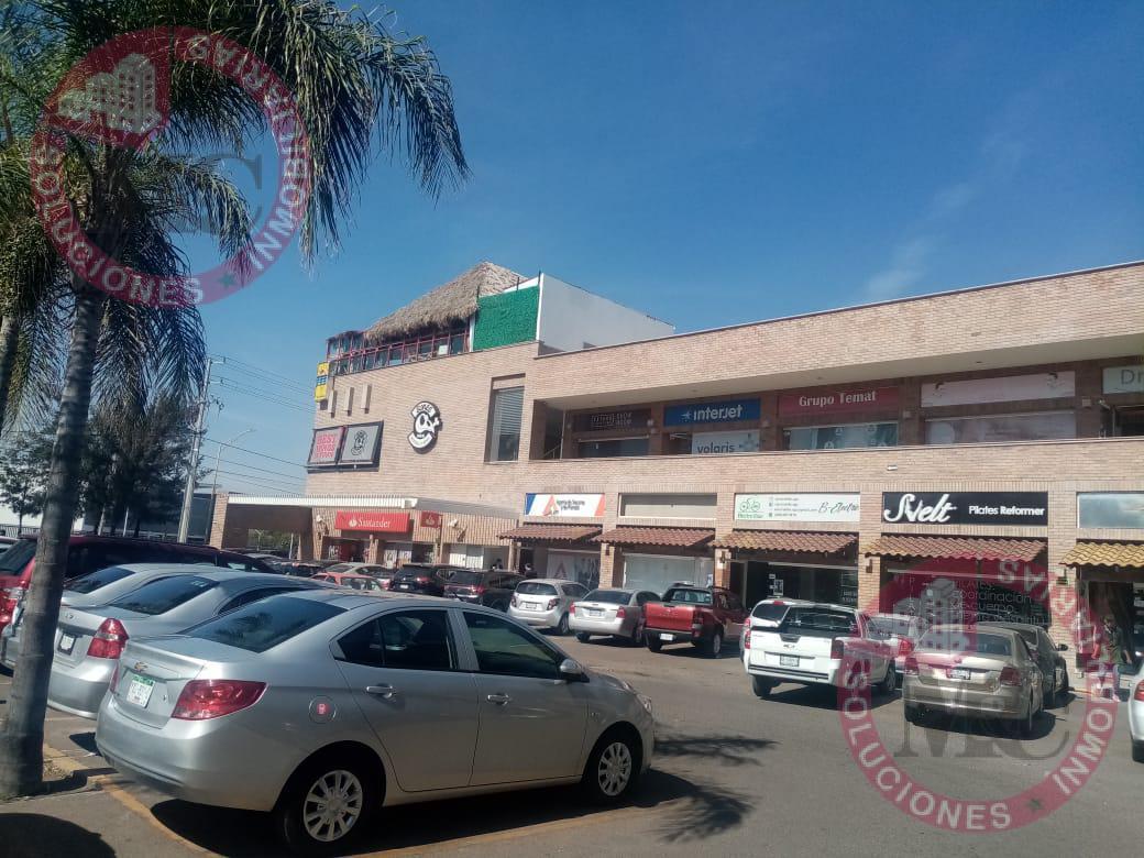Foto Local en Renta en  Fraccionamiento Bosques del Prado Norte,  Aguascalientes  PLAZA SANTA FE