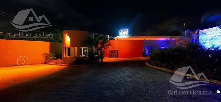 Foto Hotel en Venta en  Cancún ,  Quintana Roo  Hotel en Venta en Cancún/Aeropuerto