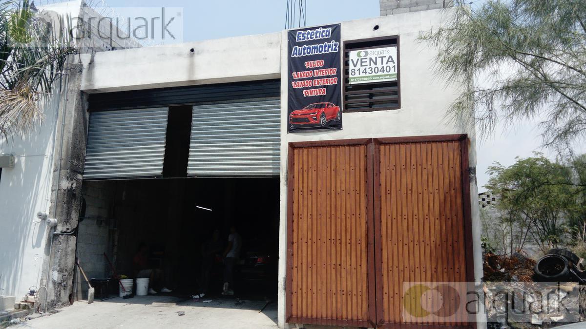 Foto Bodega de Guardado en Venta en  Barrio Mirasol,  Monterrey  Bodega 6mts altura, funcional Col Mirasol, Lincoln y Luis Donaldo Colosio