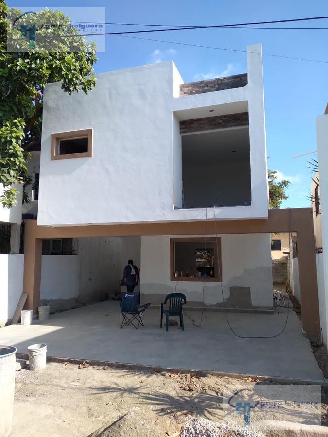 Foto Casa en Venta en  Tampico ,  Tamaulipas  CASAS NUEVAS EN EXCELENTE UBICACION, COL. VIOLETAS, TAMPICO, TAM.