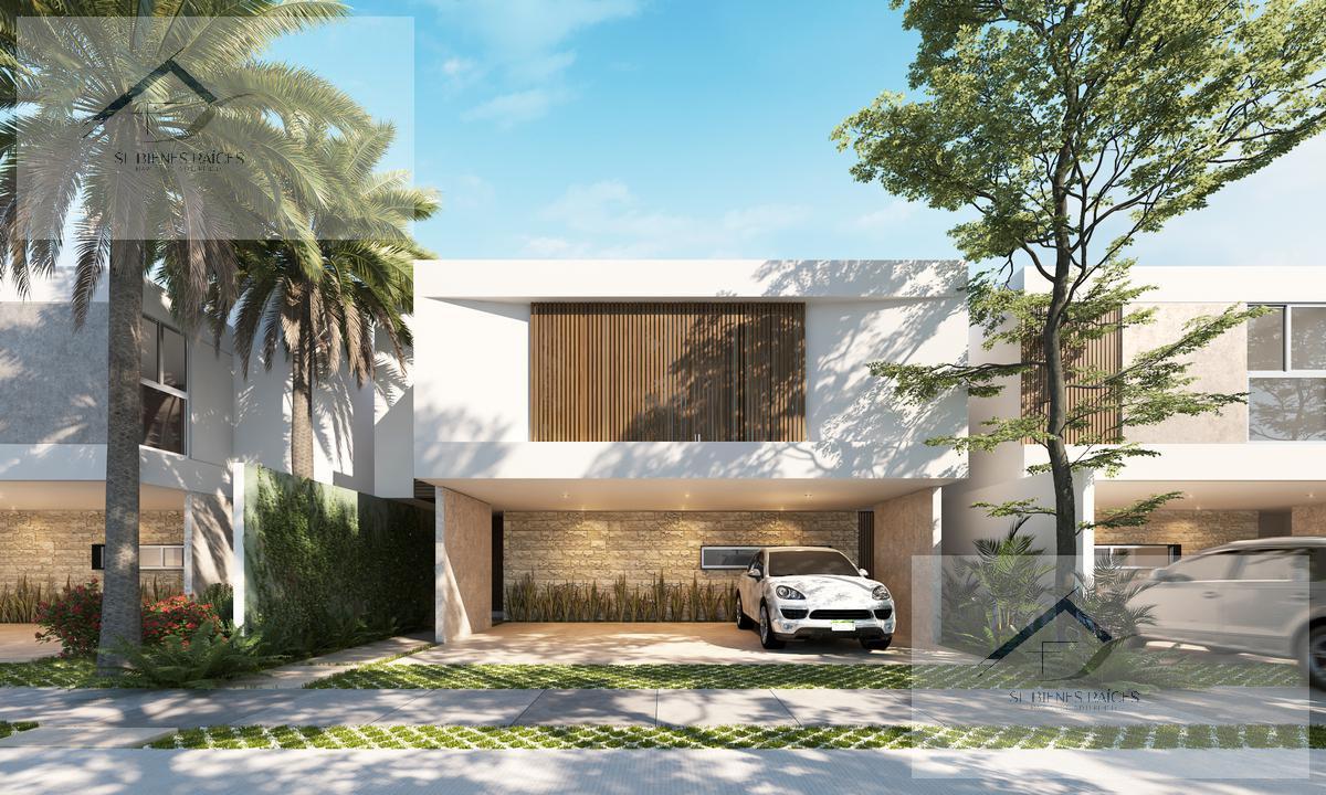Foto Casa en condominio en Venta en  Mérida ,  Yucatán  EL ORIGEN Residencial casa en venta con 4 recamaras