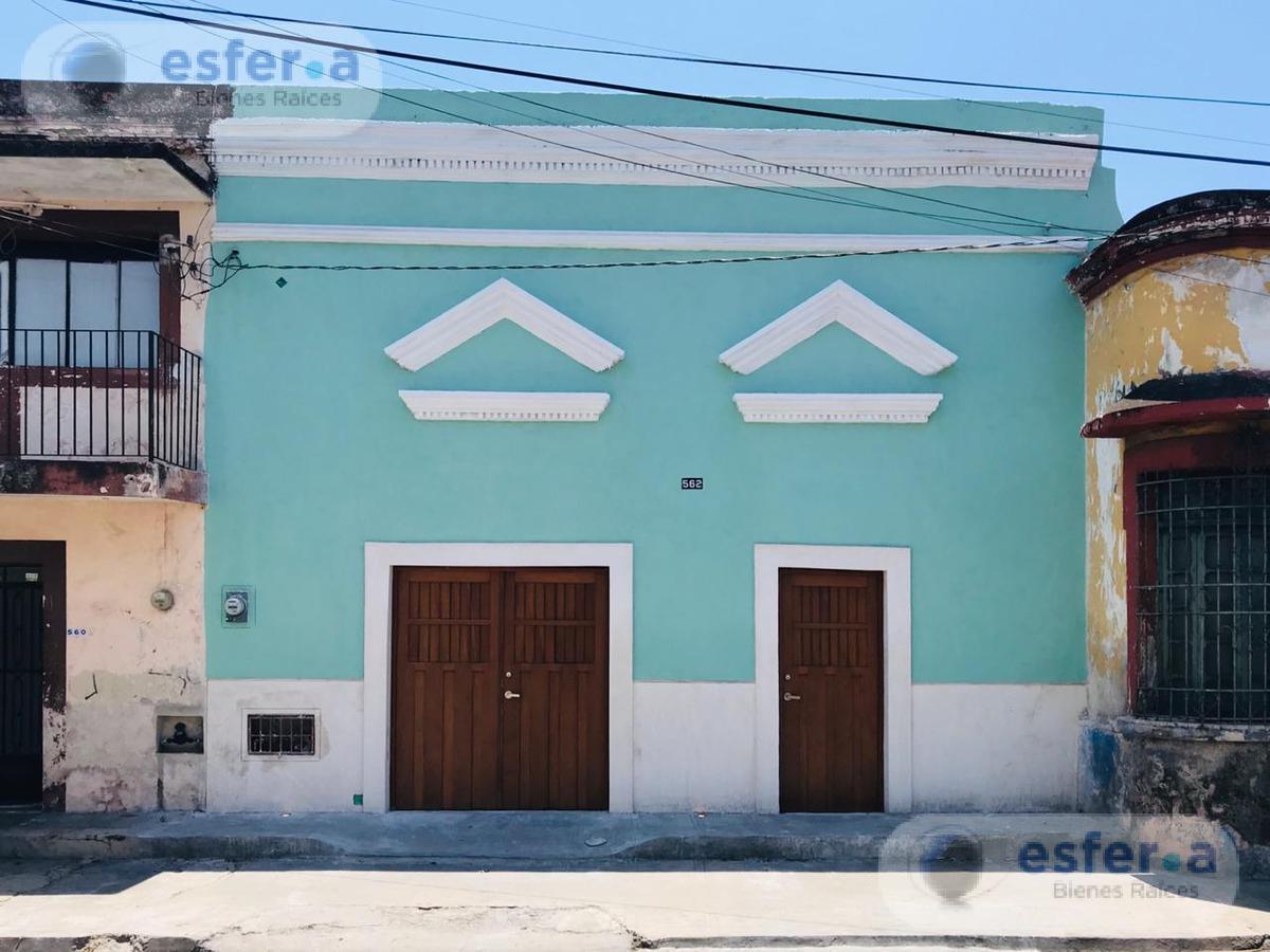 Foto Casa en Venta en  Mérida Centro,  Mérida  Barreto 562
