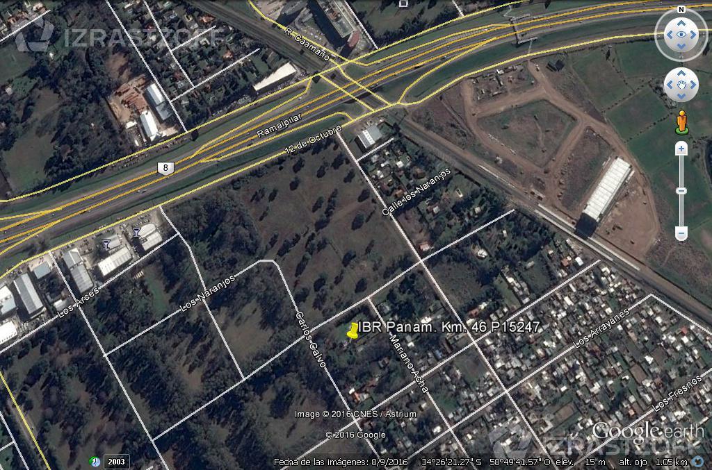 Terreno-Venta-Pilar-Excelente terreno para desarrollo en Km 46