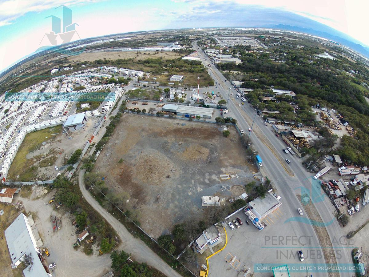Foto Terreno en Renta en  HuinalA,  Apodaca  Terreno en Renta en zona de alta plusvalía de Apodaca Nuevo León.   Ubicado en la Carretera Huinala - villa Juarez.