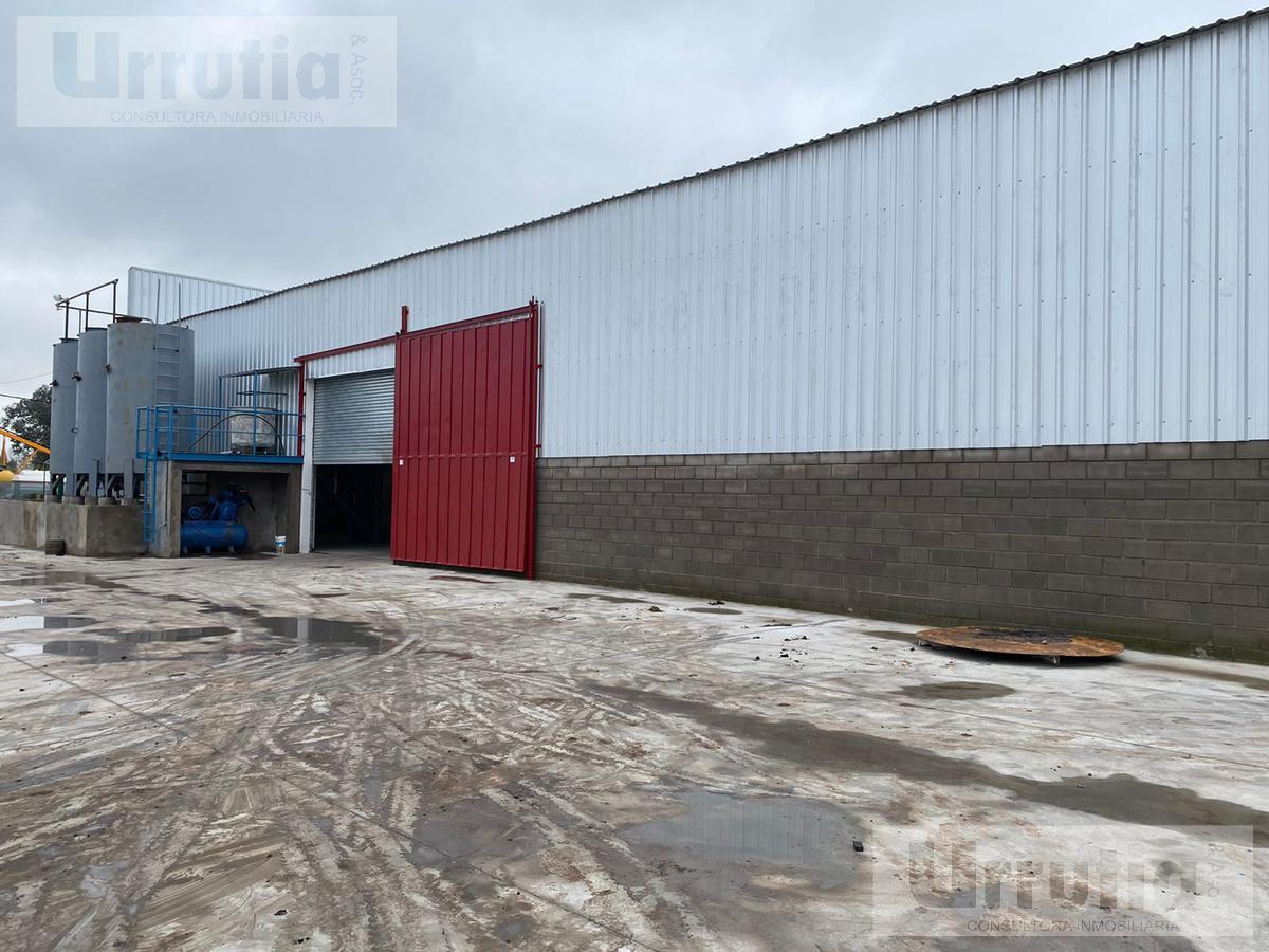 Foto Galpón en Venta en  Merlo ,  G.B.A. Zona Oeste  Polo 21 - Parque Industrial