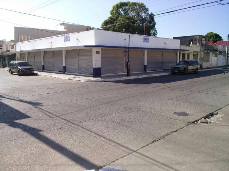 Foto Local en Renta en  Tampico Centro,  Tampico  ELO-346 LOCAL COMERCIAL  EN ESQUINA EN ZONA CENTRO TAMPICO