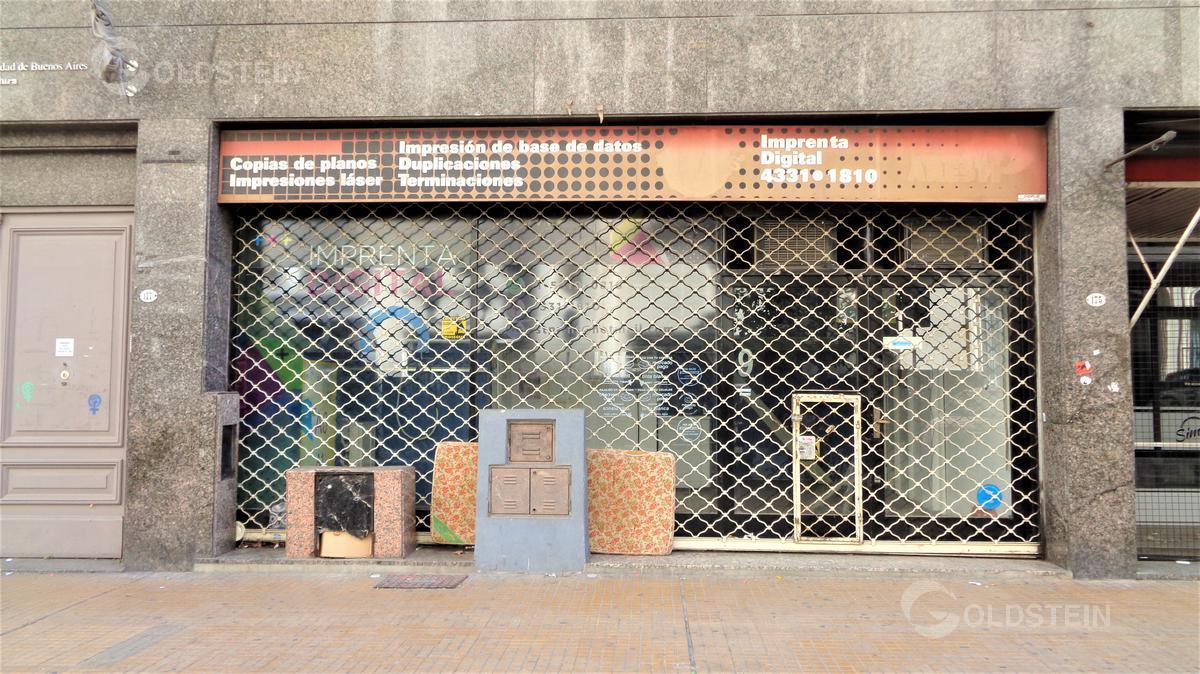 Foto Local en Alquiler en  Centro (Capital Federal) ,  Capital Federal  Bolivar al 100