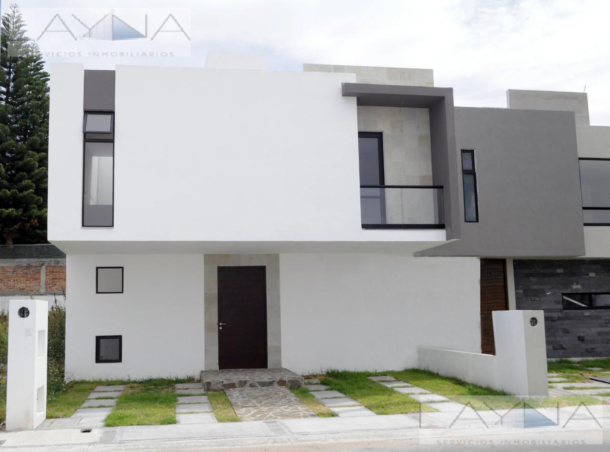 Foto Casa en condominio en Renta en  Corregidora ,  Querétaro  Casa en RENTA El Roble Corregidora, Qro