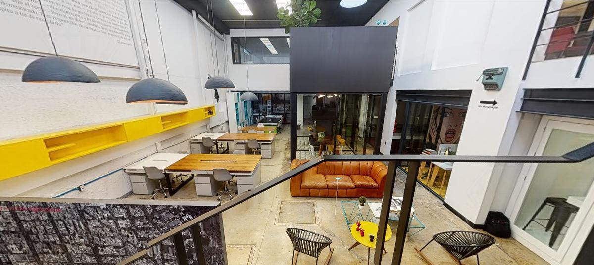 Foto Oficina en Renta en  Polanco,  Miguel Hidalgo  Polanco, calle Lamartine Casa con uso de suelo para oficinas en renta (DM)