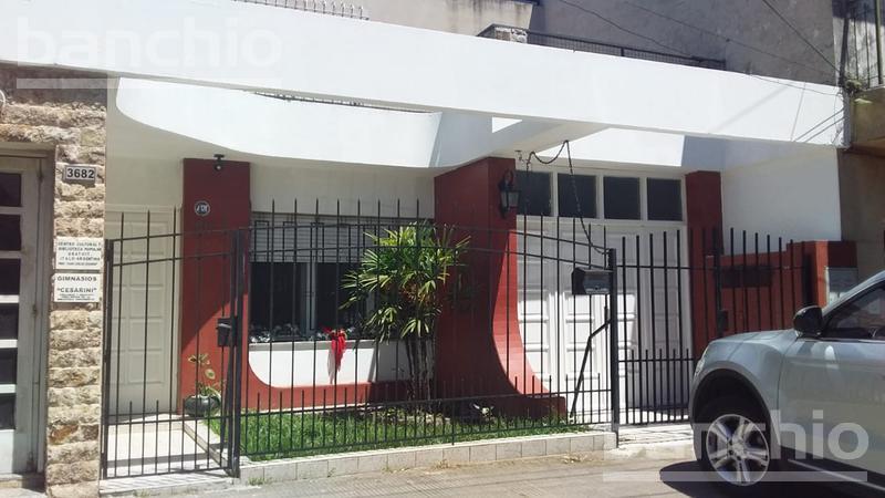 CALLAO al 3600, Barrio Matheu, Santa Fe. Alquiler de Casas - Banchio Propiedades. Inmobiliaria en Rosario