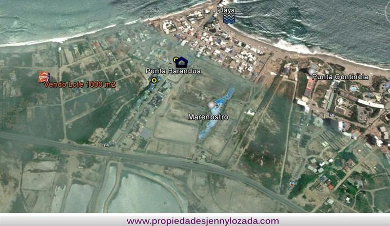 Foto Terreno en Venta en  Punta Barandua,  Ruta del Sol      Vendo Terreno Punta Barandua oportunidad 1000 m2  $60.000